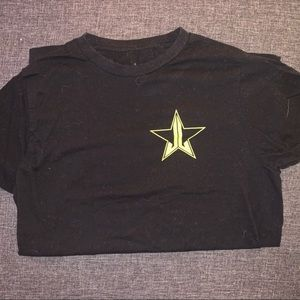Jeffree star Cotton  T-shirt.